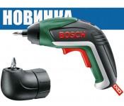 IXO V (medium) Bosch для домашнего мастера